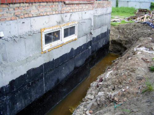 Нужна ли гидроизоляция фундамента. Зачем нужна гидроизоляция