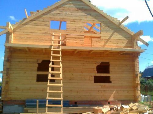 Как построить частный дом. Тонкости выбора материалов