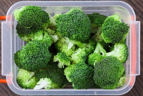 Сколько варить брокколи и цветную капусту замороженные. Как и сколько варить брокколи (замороженную, свежую)