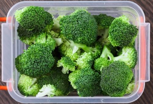 Сколько варить брокколи и цветную капусту. Как и сколько варить брокколи (замороженную, свежую)