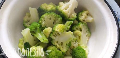 Сколько минут варить брокколи. Как правильно сварить брокколи ?