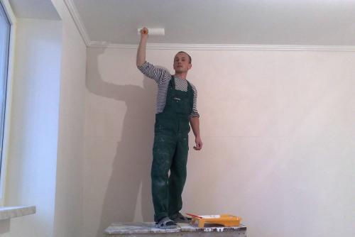 Потолок своими руками. Какой потолок выбрать