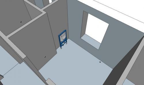 Организация ванной комнаты в частном доме. Идеальный санузел. Три ошибки, которые допускают при строительстве частного дома