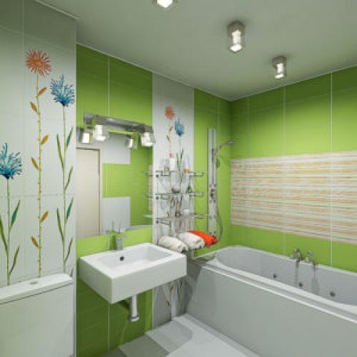 Ремонт в ванной в хрущевке панелями. Планировка