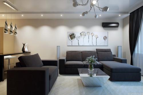 Дизайн 3 х комнатной квартиры 60 м2. Дизайн квартиры 60 кв. м — обзор лучших фото-идей