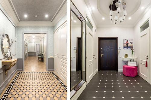 Дизайн коридор ремонт. Устройство надежного красивого и теплого пола