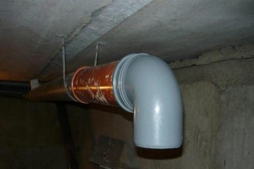 Устройство вентиляции в подвале гаража. Организация принудительной вытяжки