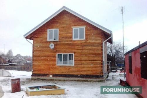 Утеплить снаружи брусовой дом. Утепление брусового дома каменной ватой