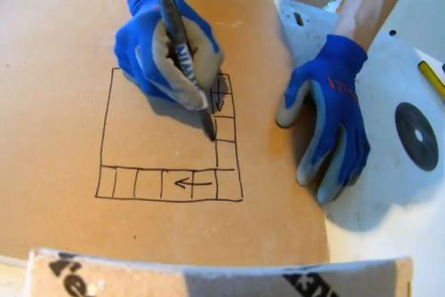 Укладка напольной плитки ремонт.  Пошаговая инструкция по укладке напольной плитки