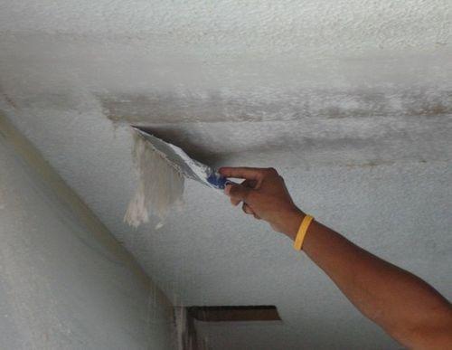 С чего начать ремонт потолка. Главные этапы ремонта